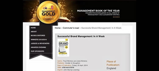 Successful Brand Managaement In A Week